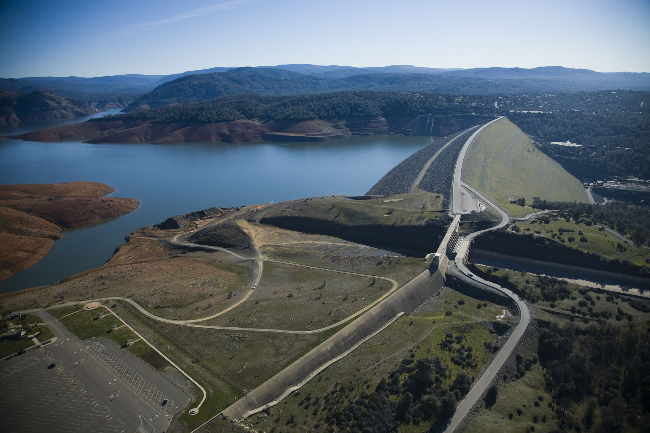 Oroville Dam is also at seismic risk | Temblor net